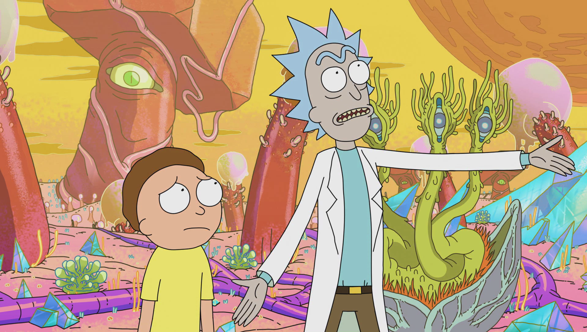 Pilot | Rick and Morty Wiki | FANDOM powered by Wikia