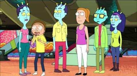 Rick and Morty- Adult Swim - Promo - Auto Erotic Assimilation - Episode 3 -Season 2 - HD 1080p