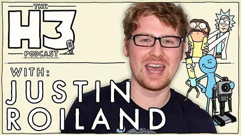 H3 Podcast 1 - Justin Roiland (Co-Creator of Rick & Morty)