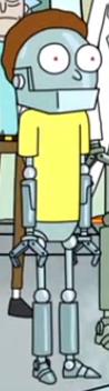 Robot Morty