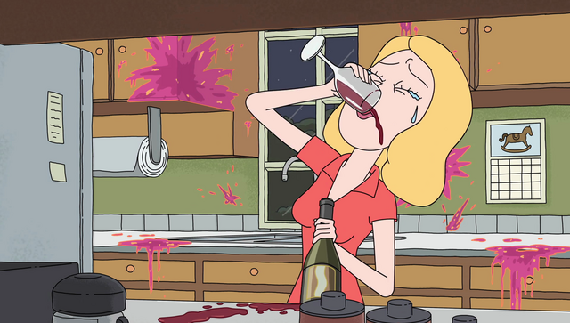 File:S2e4 beth drinking wine.png