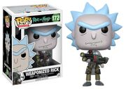 Funko-Pop-Rick-and-Morty-172-Weaponized-Rick