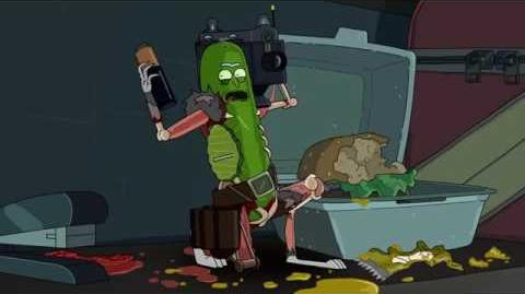 Rick and Morty - Pickle Rick 2 (Season 3 Promo) (HD)