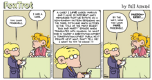 Rick and Morty in Foxtrot