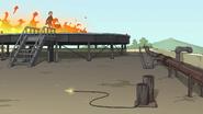 S3e3 sizzle fire