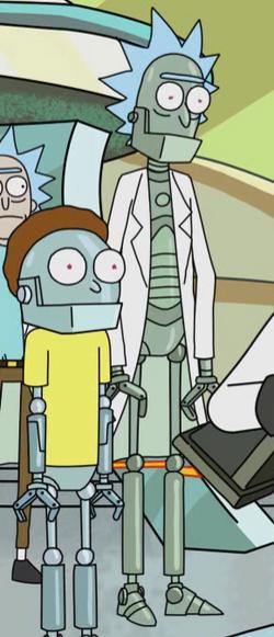 Robot-Rick