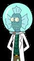 Aqua Rick Sprite