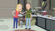 S2e3 beth points at jerry