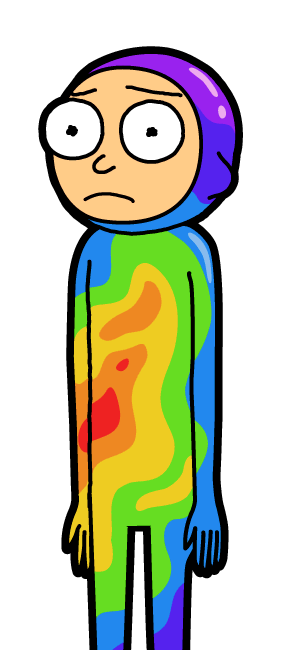 Rainbow Suit Morty | Rick and Morty Wiki | FANDOM powered