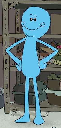 Mr Meeseeks Rick And Morty Wiki Fandom Powered By Wikia