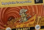 RegurgitatingTransport
