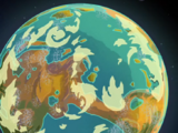 On a Cob Planet