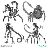 Beth Mytholog concept