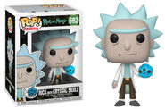 Funko-Pop-Rick-and-Morty-Figures-692-Rick-with-Crystal-Skull