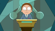 S3e7 candidate morty is doing well