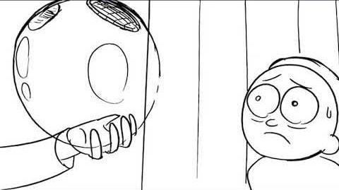 Rick And Morty Season 3 Deleted Scene of Jessica's Death