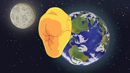 S2e5 approaching earth