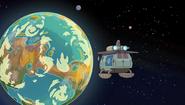 S2e10 ship near cobe world