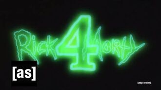 Season 4 Episode Titles Reveal Rick and Morty adult swim