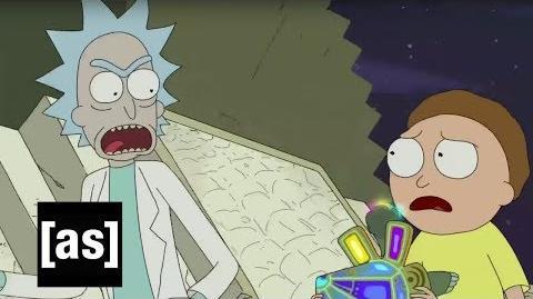 Sneak Peek Morty's Mind Blowers Rick and Morty Adult Swim