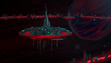 Galactic Federation Prison