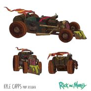 S3e2 Kyle Capps more cars