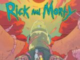 Rick and Morty Issue 14