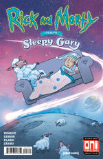 RM Presents Sleepy Gary CJ Cannon