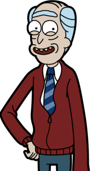 Grandpa Rick