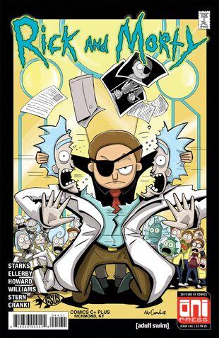 GSUS Comics