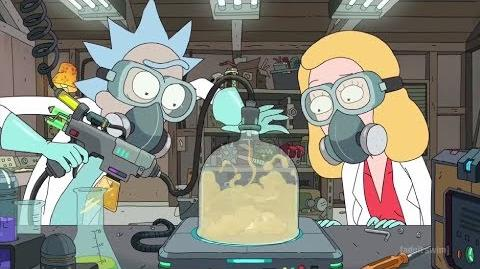 Fathers and Daughters Doo-Doo In My Butt - Cloning Tommy (Rick & Morty Season 3)