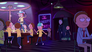S3e7 the creepy morty
