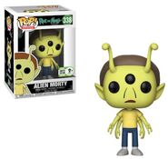 2018-Funko-Emerald-City-Comic-Con-Exclusives-Funko-Pop-Rick-and-Morty-338-Alien-Morty