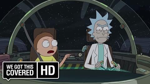 "Rick and Morty ""Alien Covenant"" Promo HD Dan Harmon, Justin Roiland, Adult Swim"