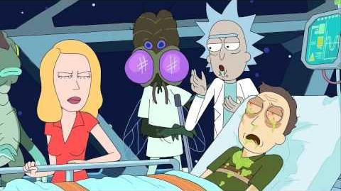 Rick and Morty - 'Interdimensional Cable 2 Tempting Fate' Promo