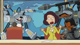 S1e2 newscaster panic