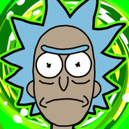 Pocket Mortys App Icon 1.3.2