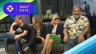 Rick and Morty React to THEIR OWN MEMES - Comic Con 2019