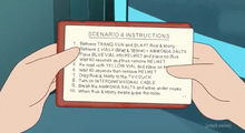 S3E8 Summer's Instructions