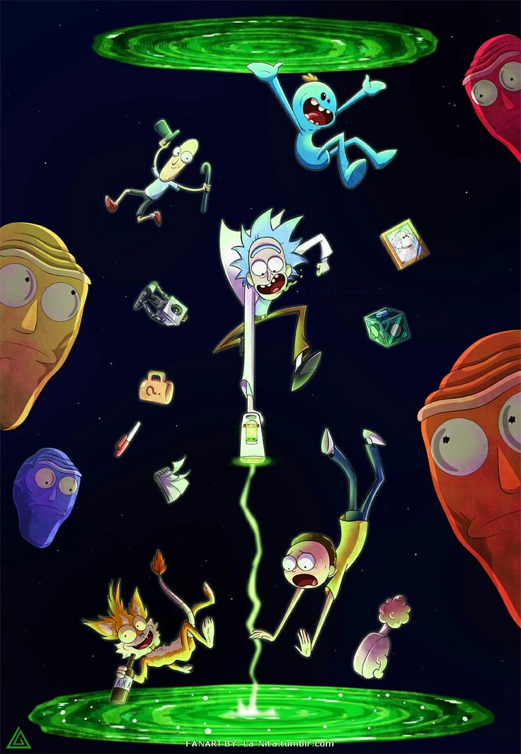 rick and morty wallpaper  Image - Rick-And-Morty-Wallpaper-Iphone.jpg | Rick and Morty Wiki ...
