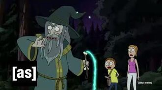 Inside the Episode Claw and Hoarder Special Ricktim's Morty Rick and Morty adult swim