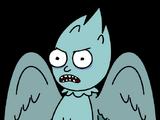 Birdosaur Morty