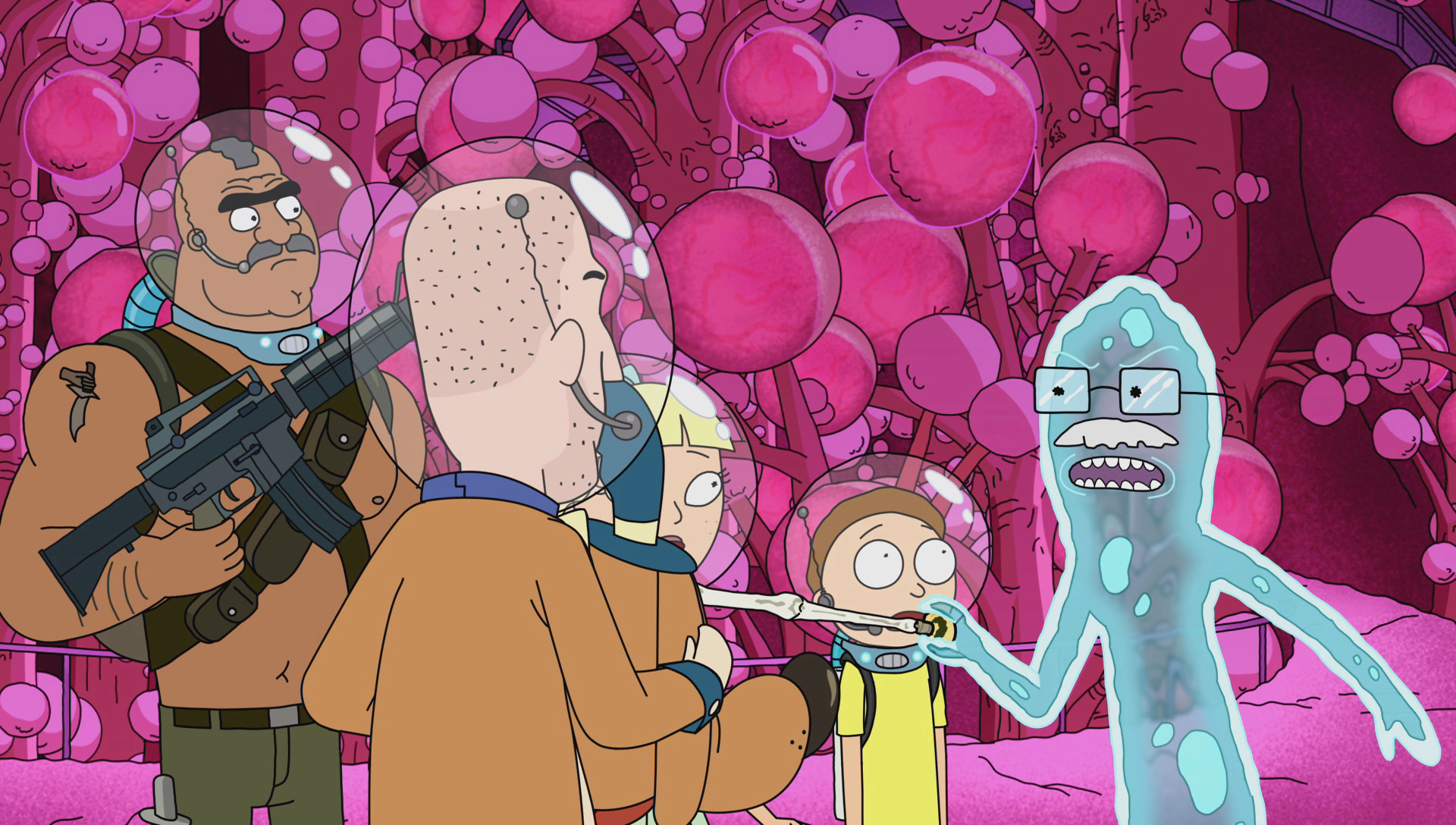 Image - Anatomy Park 16.png | Rick and Morty Wiki | FANDOM powered ...