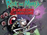 Rick and Morty vs. Dungeons and Dragons