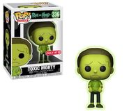 Funko-Pop-Rick-and-Morty-336-Toxic-Morty-Target-Exclusive