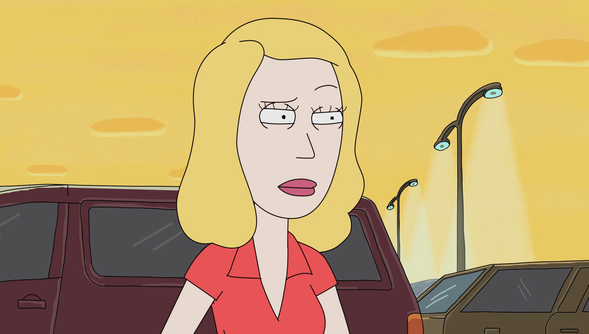 beth rick and morty