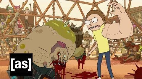 Inside 'Rickmancing the Stone' Rick and Morty Adult Swim
