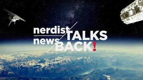 Rick and Morty's Erica Rosbe & Sarah Carbiener Discuss the Show and More! (Nerdist News Talks Back)