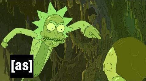 Inside 'Rest and Ricklaxation' Rick and Morty Adult Swim