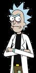 Evil Rick Sprite